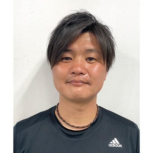 コーチ 菊原 隆介