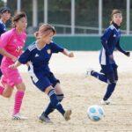 【TOP&U15】トレーニングマッチ